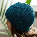 Crochet Livia Spiral Hat