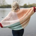 Crochet Colorful Cocoon