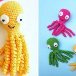 Crochet Cute Octopus
