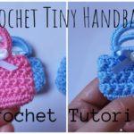 Crochet Tiny Handbags