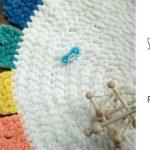 Sweet Snuggles Rug by Rae Blackledge