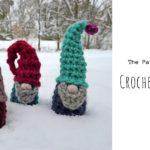 Crochet Tiny Gnomes by Sue Perez