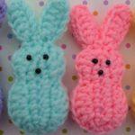 Crochet Easter Bunnies