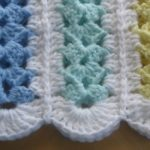 Crochet Mile-A-Minute Baby Afghan