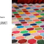 Crochet Granny Hexagon Blanket