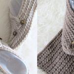 Crochet Magic Slippers