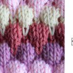 Knit Bobble Stitch