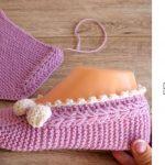 Knit Easy Tender Slippers