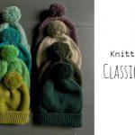 Knit Classic Cuffed Hat
