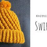 Crochet Swirly Hat