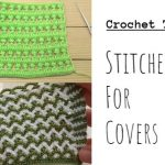 Crochet Stitches for Cover