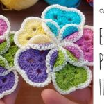 Crochet Easy Potholder